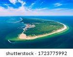Aerial View Of Hel Peninsula I...