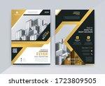 business abstract vector...   Shutterstock .eps vector #1723809505