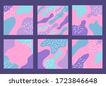 abstract background with... | Shutterstock .eps vector #1723846648