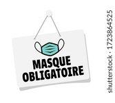 Masque Obligatoire  Mandatory...