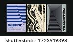 meta modern aesthetics of swiss ... | Shutterstock .eps vector #1723919398