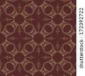 seamless geometric background... | Shutterstock .eps vector #172392722