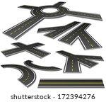 vector illustration of... | Shutterstock .eps vector #172394276