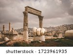 The Temple Of Hercules And The...