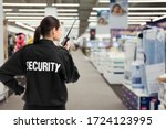 Security Guard Using Portable...