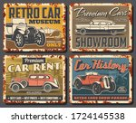 Retro Cars And Vintage Vehicles ...