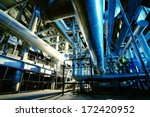 industrial zone  steel... | Shutterstock . vector #172420952