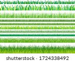 background design lined with... | Shutterstock .eps vector #1724338492