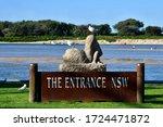 The Entrance  Nsw  Australia....