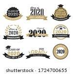 Graduation 2020  Badges  Signs...