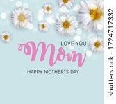 thanks for everything  mom....   Shutterstock . vector #1724717332