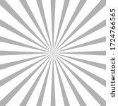 white and black ray burst style ...   Shutterstock .eps vector #1724766565