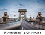 The Chain Bridge  Szechenyi...