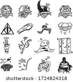 A Set Of Harry Potter Icons...