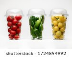 Packaging With Green Pepper And ...