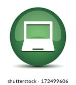 computer icon | Shutterstock .eps vector #172499606