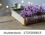 Fresh Romantic  Lilac  Flowers...