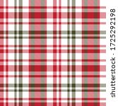 Christmas Plaid  Checkered ...
