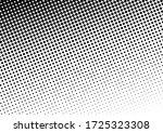 halftone dots background. black ...   Shutterstock .eps vector #1725323308