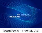 internet technology abstract... | Shutterstock .eps vector #1725337912