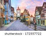 Rothenburg Ob Der Tauber ...