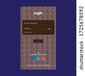 login page. log in form. login...