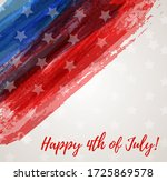 usa happy 4th of july... | Shutterstock .eps vector #1725869578
