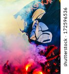 milan  italy   january 12  ac... | Shutterstock . vector #172596536
