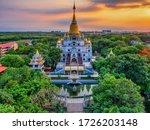 The Buu Long Pagoda Is One Of...