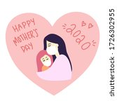 Happy Mother S Day 2020 Vector...