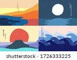 vector illustration. abstract... | Shutterstock .eps vector #1726333225