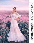 Glamour Woman Bride Fashion...