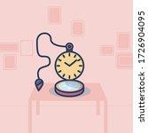 vector illustration of pastel...   Shutterstock .eps vector #1726904095