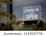 Come In We're Open  Vintage...