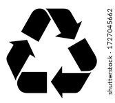 Vector Illustration Of Recycle...