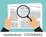 vector illustration of manager...   Shutterstock .eps vector #1727046652