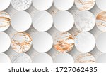 luxury paper cut background ... | Shutterstock .eps vector #1727062435
