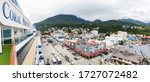 Ketchikan  Alaska  Usa   August ...