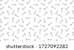 steel nut vector. steel nut on... | Shutterstock .eps vector #1727092282