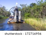 Airboat Tour In The Everglades...