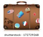 it's travel time.vector... | Shutterstock .eps vector #172729268