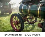 A Traction Engine Parade At A...