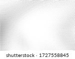 abstract halftone texture.... | Shutterstock .eps vector #1727558845
