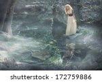 Fairy Tale.woman In Mystery...