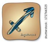 zodiac sign   sagittarius. ...