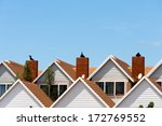 close up detail of town house... | Shutterstock . vector #172769552
