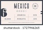 minimal label. typographic...   Shutterstock .eps vector #1727946265