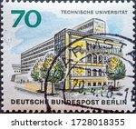 Germany  Berlin   Circa 1965  ...