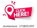 vector illustration click here. ... | Shutterstock .eps vector #1728051595