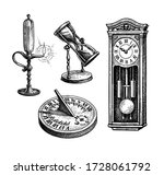 Types Of Antique Watches....